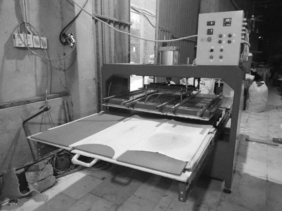 Textile Heating Press