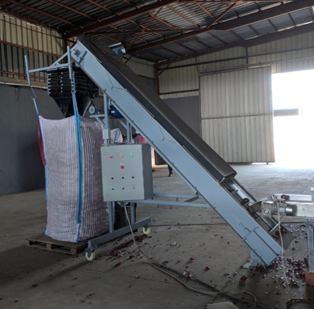 Potato & Onion Separate & Sorting Line